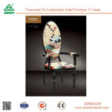 China Gold Supplier Indoor Luxury Style Dining Chair for Diningroom