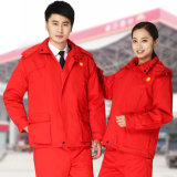 Anti Static Garments with 100% Cotton for Winter