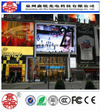 P6 Outdoor Full Color Advertising High Brightness LED Screen Module