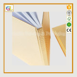 High Quality Hardcover Notebook Book Printing	in Gold Color