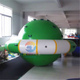 2017 Hot Inflatable Water Saturn Rocker for Sports Game