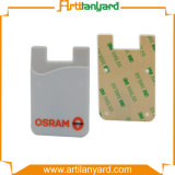 Customized Silicone Mobile Phone Card Cover