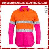Oil Refinery Mechanic Pink Hi Vis Work Wear Safety