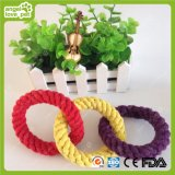 Three Ring Rope Tooth Cleaning Toys Dog Chew Product