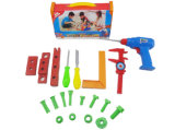 Kids Pretend Play Toys Drill Tool Set in Box (H2573020)