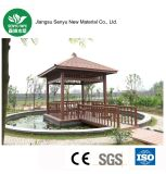 Environmental-Protecting WPC Garden Pavilion