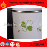Sunboat Storage Pot Tea Tin Snack Tin Kitchenware/ Kitchen Appliance