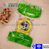 100% HDPE Raw Material Rice Bag with Handle Hole and Accept Custom Order