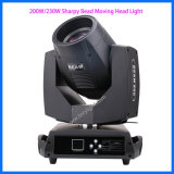 DJ Light Claypaky Sharpy 200W Beam Moving Head