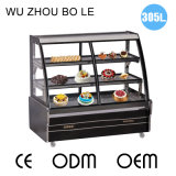 Low Consumption Chest Style Dish Order Showcase for Restaurant