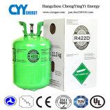High Purity Mixed Refrigerant Gas of Refrigerant R422D (R134A, R404A)