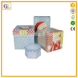 Customized Paper Gift Box for christmas Packing