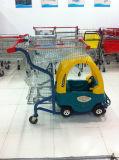 Hot Sale 3 Tier Children Toy Car Shopping Trolley