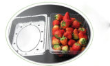 1000g Strawberry Disposable Transparent Fruit Box