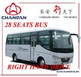Competitive Toyota Coaster Bus Changan Brand Sc6708
