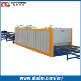 Wooden Like Aluminum Extrusion Machine in Aluminum Profile Surface Wood Grain Furnace