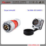Cnlinko Power Plugs Automotive Electrical Connector 4 Pin