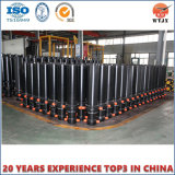 Multistage Telescopic Hyva Hydraulic Cylinder for Dump Truck