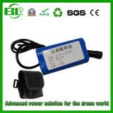 2s2p 7.4V Li-on Battery Packs BMS Protection Bike /Fishing Lights
