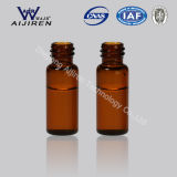 Manufacturers 1.5ml Borosilicate Amber Glass Vials Used for HPLC System