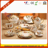 Dinner Set Gold Coating Machine Zhicheng
