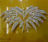 Golden Wedding Dress Short Paragraph Diamond Belts, DIY Accessories