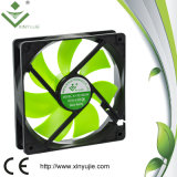 New Developed Xj12025h 120mm Low Noise DC Brushless Cooling Fan with PWM Function