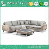Outdoor Wicker Sofa Set Corner Rattan Sofa Set (Magic Style)