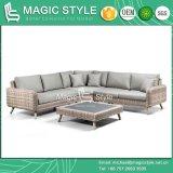 Outdoor Wicker Sofa Set Corner Rattan Sofa Set (Magic Style)