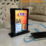 LED Picture Frame for Advertising and Menu in The Cafe