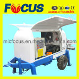 Good Pumping Performance-Small Mortar/Concrete Pump with ISO Certification (HBTS30.10.30)