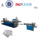 Automatic Machine to Embossing Printing Folding Napkin Tissue Paper