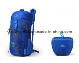 Foldable Super Light Double Shoulder Climbing Pack Bag Backpack (CY6848)