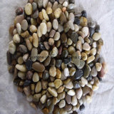 High Quality Mixed Decorative Pebble Stone Polished