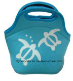 Colorful Neoprene Lunch Tote Bag for Adult