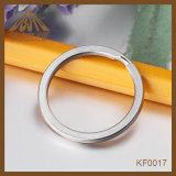 Nice Quality 23mm Flat Key Ring in Nickel Wholesale