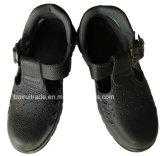 Leather, Style Anti-Smashing Safety Shoes