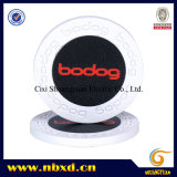 9.5g Pure Clay Bodog Engraved Sticker Poker Chip