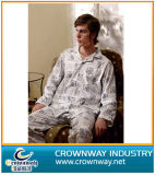 100% Cotton Mens Pajamas Suit