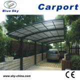 Polycarbonate Aluminum Doubble Carport for Car Shelter (B800)