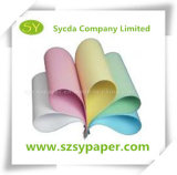 Good Price Carbonless Copy Paper Roll 63G