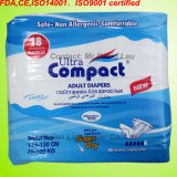Soft Breathable Incontinence Adult Nappy