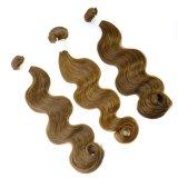 Brown Color 100% Remy Hair Brazilian Virgin Human Hair Weft