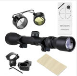 Tactical Hunting 3-9X40 Air Rifle Scope Telescopic Sight