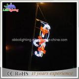 Outdoor Lighting Poles Decorative Christmas Street Lighting