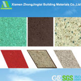 Eco-Friendly High Quality Flooring Materials Water Permeable Quartz Stone