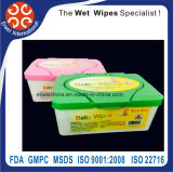 Wholesale Price Products Flushable Baby Wet Wipes