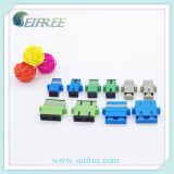 Wholesale Sc Fiber Optic Adapter (Simplx&Duplex Singlemode&Multimode)