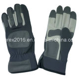 Promotion New Design Mechanical Construction Worker Safety Gloves