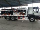 China Genlyon Cargo Truck Trailer Truck